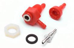 Dubro Kwik Fill Fuel Cap Fitting - l-db807