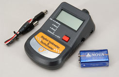 MY Digital Tacho /Volt Meter - l-mg6021b
