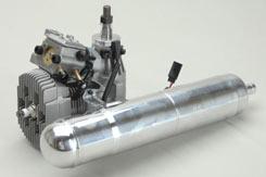 O.S. GT15HZ Petrol w/P.boost Pipe - l-os38153