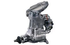 OS GF40 Petrol W/F-6040 Silencer - l-os39400