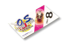 OS No 8 Glowplug - l-os71608001