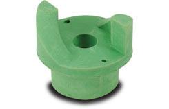 Sullivan Rubber Prop Adaptor(Green) - l-sln635