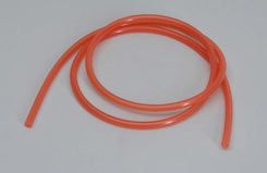 3/32inch(2.3mm) Bore Silicone Red - 1M - l-st189-red