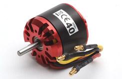 Quantum II 40 Brushless Motor - m-q2-40