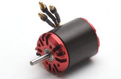 Quantum II 61 Brushless Motor - m-q2-61