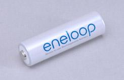 1.2V 2000mAh Eneloop AA Ni-MH Cell - o-en-2000aa