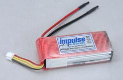 Impulse 11.1 1330mAh 13C LPo - o-im3s1p133013c