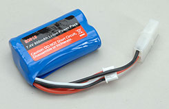 Mad Shark - 7.4v 800mAh Li-Ion Batt - o-js-82019