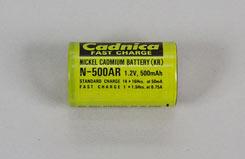 Sanyo 1.2V 500mah Cell Tag - o-n0500ar