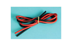 Silicone Wire 2 X 500mm - o-ra72sw