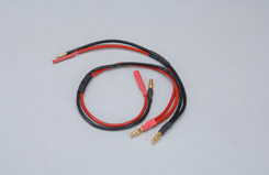 Charge Lead -2/4mm Gold Cons - o-xld4-4-2