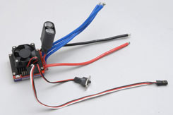 Arrowind Brushless Car ESC-80A - p-awdlc80