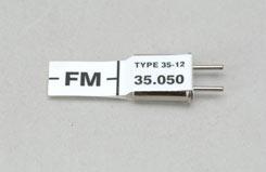 Futaba RX XTAL CH 65 - p-cr35-65