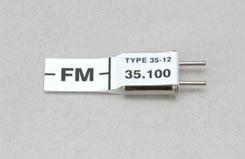 Futaba RX XTAL CH 70 - p-cr35-70
