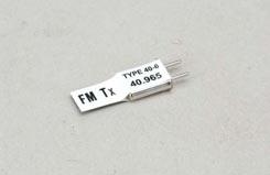 FUTABA TX XTAL 40.965 - p-ct40-96