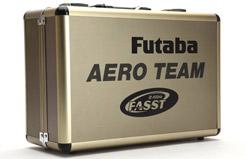 Deluxe Case - Futaba Aero Standard - p-dc1556