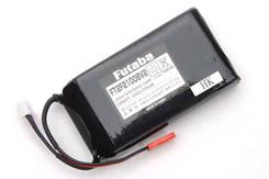 Futaba Tx Batt 6.6v Li-Fe 2200mAh - p-ft2f2100b