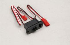 Switch W/Chrg Skt. Fut (Irv) - p-irv351