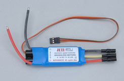 Jeti 45 Opto + Speed Control - p-jesbap45-3pop