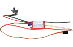 Jeti ECO 25 Brushless ESC - p-jesbeco25