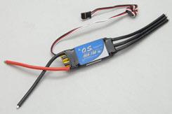 O.S. OCA-150 Brushless ESC (50A) - p-os52010050