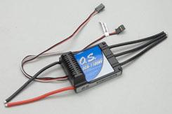 O.S. OCA-1100HV Brushless ESC 100A - p-os52012100