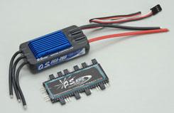 O.S. OCA-260 Brushless ESC (60A) - p-os52020061