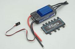 O.S. OCA-280 Brushless ESC (80A) - p-os52020081