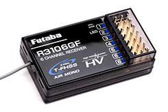6ch Rx T-FHSS (Mono) HV - p-r3106gf