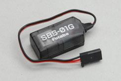 FASSTest Telemetry GPS Sensor - p-sbs-01g