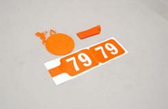 Slec 35Mhz P'Ant (Ch 79) - p-sl065-79