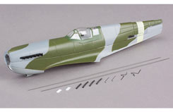 Spitfire MkIX Fuselage and Canopy - pkzu2167