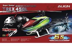 T-Rex 450L Dominator Super Combo-6S - rh45e10xt