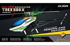 Align T-Rex 500X Dominator Beast X - rh50e18xt