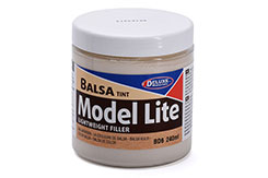 Model-Lite Filler (Balsa) - s-se32a