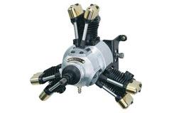 Saito FA-90R3 Radial Engine - sat90r3