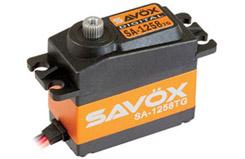 Savox air svo h/ torque 12kg@6.0V - sav-sa1258tg