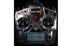 Spektrum DX18 M2 - spm18000eu