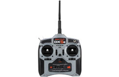 Spektrum DX5E 5 Channel M2 - spm5500