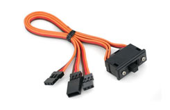 Spektrum 3 Wire Sw/Harness - spm9530