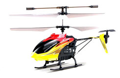3.5ch 2.4GHz Medium Size Helicopter - sys039