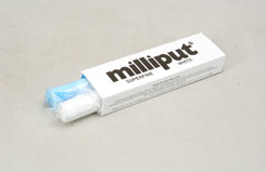 Milliput Epoxy Putty 4oz-S.fine Wht - t-mpt2
