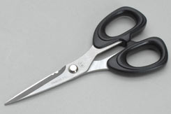 Stainless Scissors W/Teeth &W/Strip - t-rmxsc02