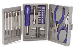 26pc Mini Trifold Tool Kit - t-ro-36039
