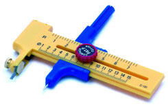 Compass Cutter w/6 x Spare Blades - t-ro-62949