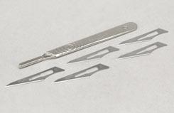 No.4 Scalpel w/No.26 Blade x 5 - t-sm9220