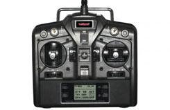 3ch 2.4GHz Radio Sys w/LCD Display - tac330