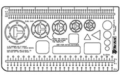 Scale Warbird Template - topr2187