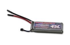 TP 2250-3S Pro Power LiPo 45C - tp2250-3spp45c