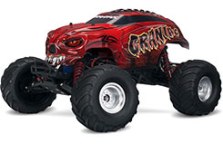 Craniac 1/10 Monster Truck - trx-36094-1